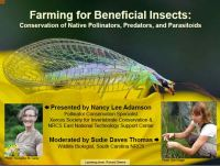 Farming for Beneficial Insects