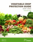 2014 Vegetable Crop Protection Guide