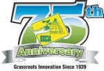 Ontario Soil and Crop Improvement Association 75th Anniversary Logo