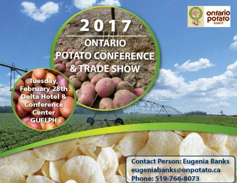 2017 Ontario Potato Conference & Trade Show