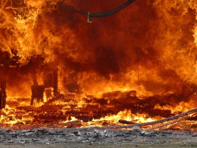 Prevent farm fires