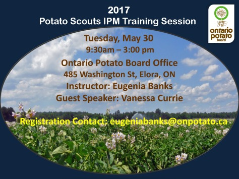 2017 Scouting Session May 30